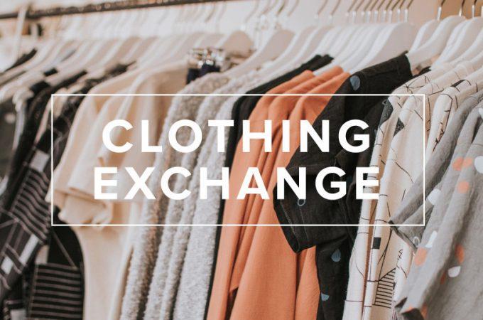Výměna oblečení