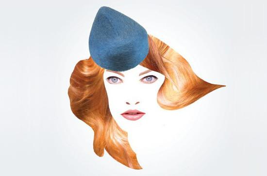 dámský klobouk Rike Feurstein Podzim/Zima 09