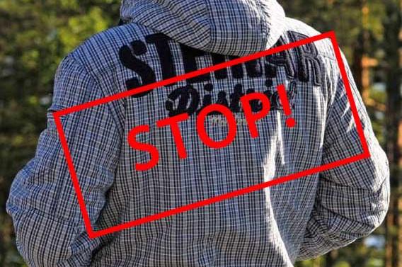 Stop nacistickým značkám