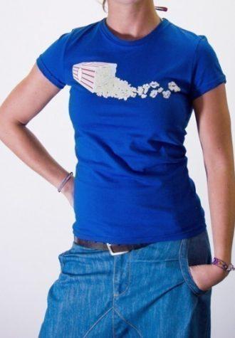 modré tričko Freakforest (14.90 EUR)