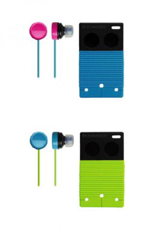 barevná sluchátka Zumreed Zhp (£ 23)