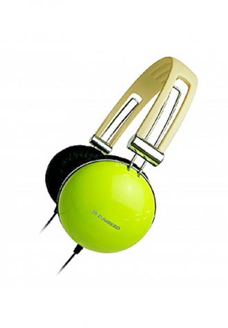 zelená sluchátka Zumreed Zhp (£ 52)