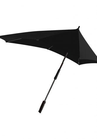 černý deštník Senz, velikost XXL - 2