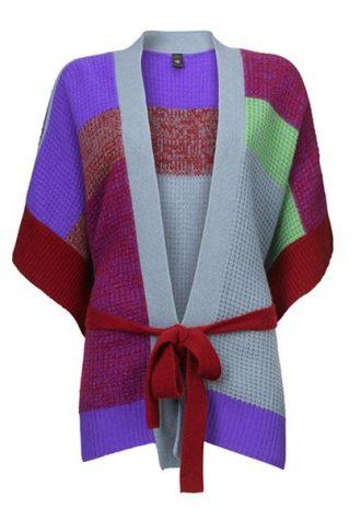 dámský barevný svetr Fnubbu