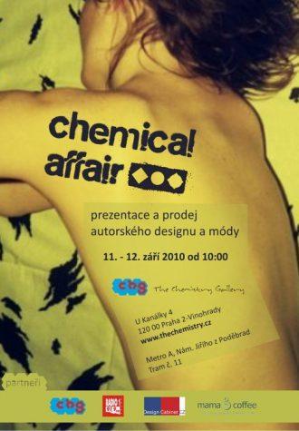 plakát Chemical Affair