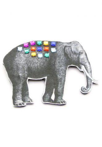 brož Eliah the Elephant (14 GBP)