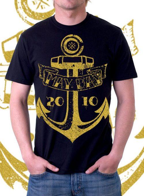 pánské tričko Anchor