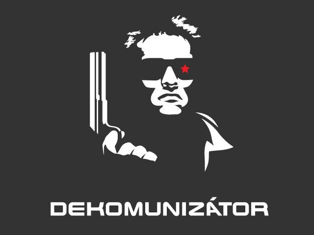 tričko Dekomunizátor (330,- Kč)