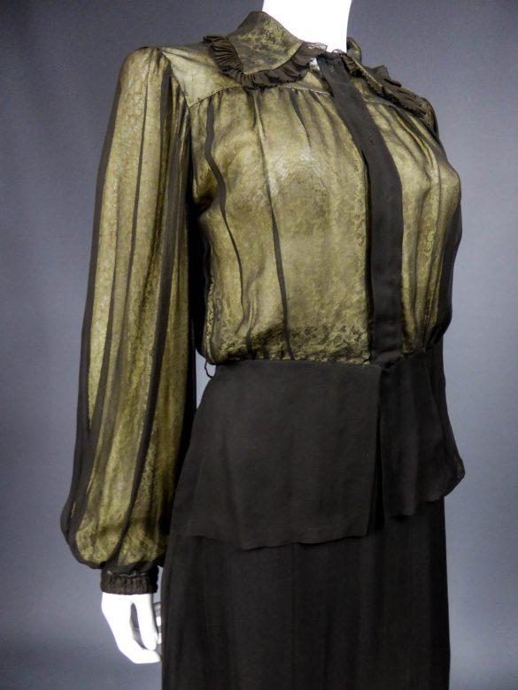 dámské večerní šaty Madeleine Vionnet