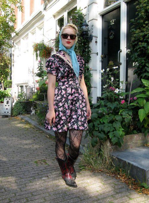 street fashion blogu Dam Style