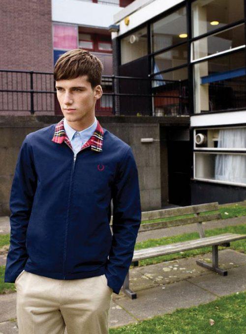 pánské oblečení značky Fred Perry