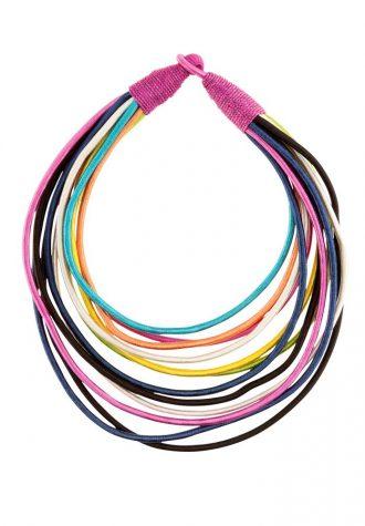 barevný náhrdelník H&M