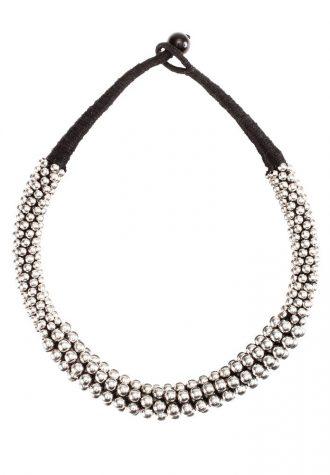 kovový náhrdelník H&M