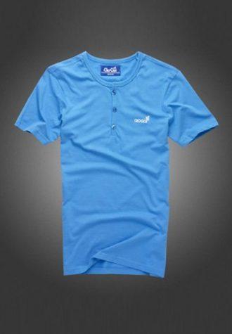 pánské modré triko Gio-Goi (£15.00)