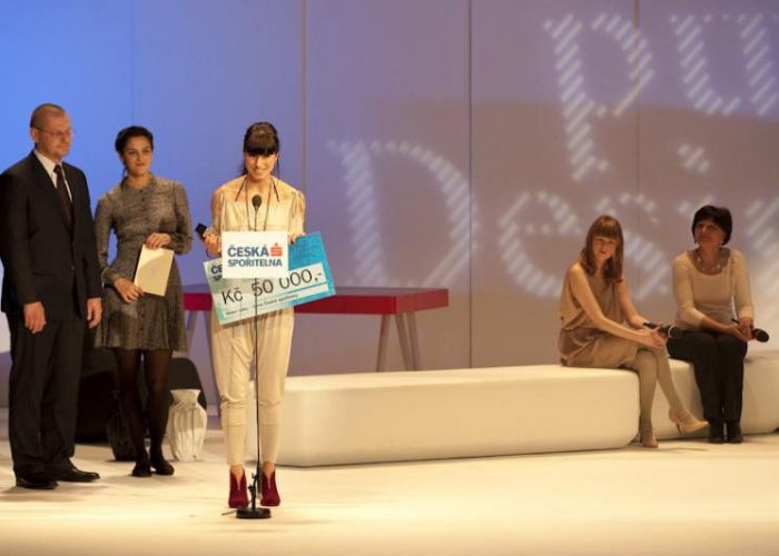 Objev roku 2009 - Lucie Koldová