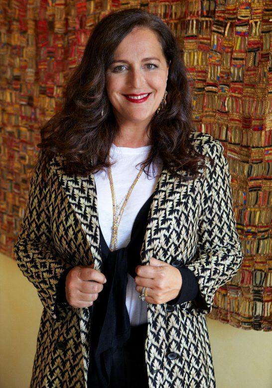návrhářka Angela Missoni