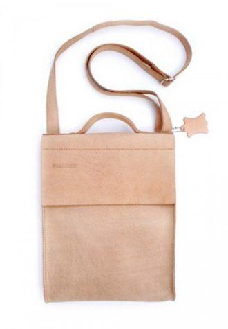 kožená taška Playbag
