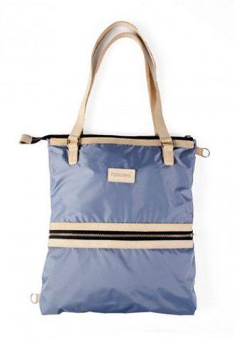 modrá látková taška Playbag