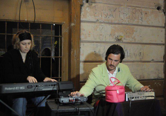 hudební doprovod na minulém ročníku plzeňského Bizzar Bazaaru