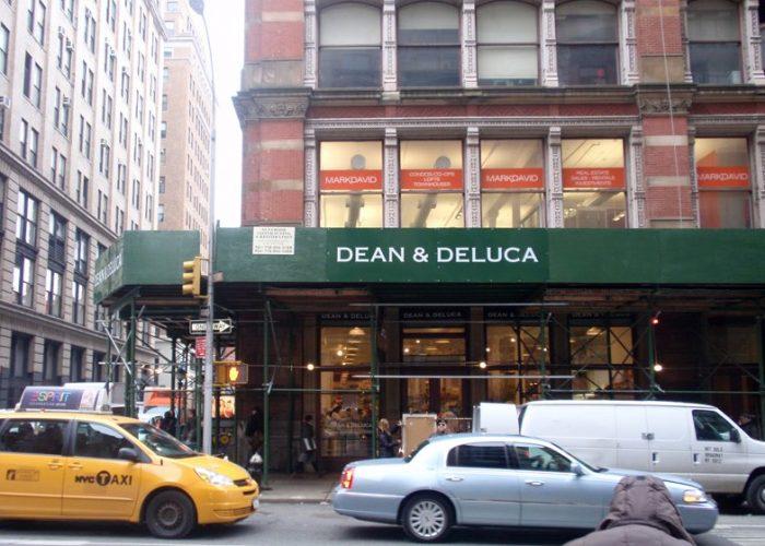 lahůdkářství Dean & DeLuca
