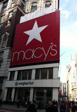 nákupní centrum Macy's