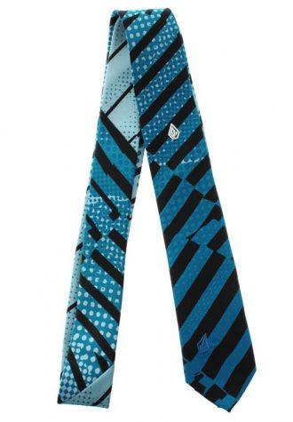 pánská pruhovaná kravata Volcom (£10.83)