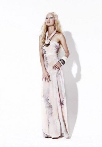 dámské dlouhé letní šaty Bec & Bridge