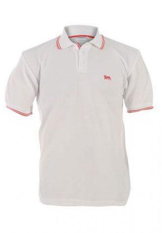 pánské bílé tričko Lonsdale (£ 5.99)