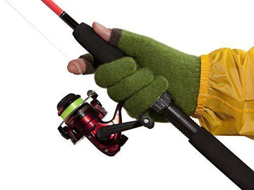 rukavice Touchy - běžte rybařit