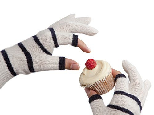 rukavice Touchy - dejte si dezert