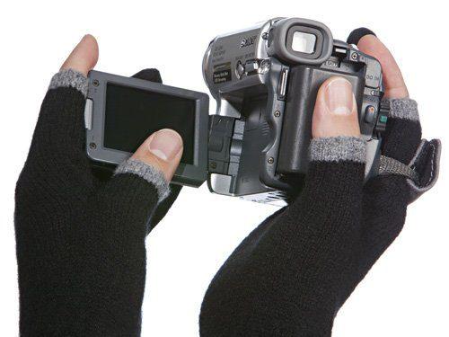 rukavice Touchy - natočte si koulovačku