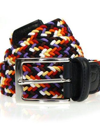 barevný pásek Anderson Belt od Pointer (£59.99)