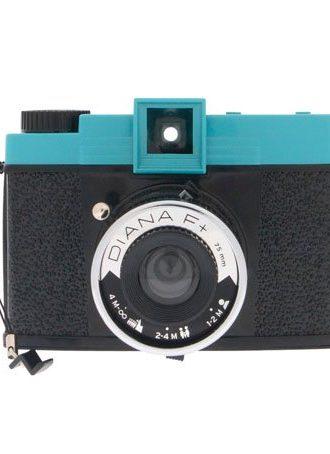 fotoaparát Diana (£43.99)