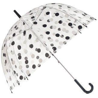 deštník Petite Polka Dot Dome (7.99 GBP)