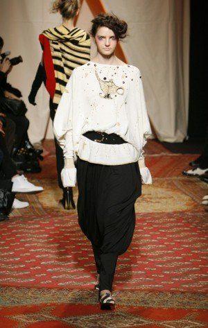 dámská kolekce Tsumori Chisato