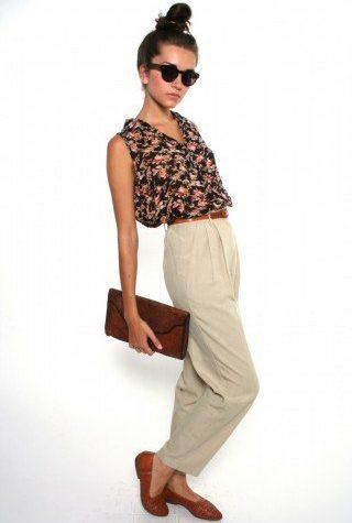 kalhoty Tutti (38 USD)