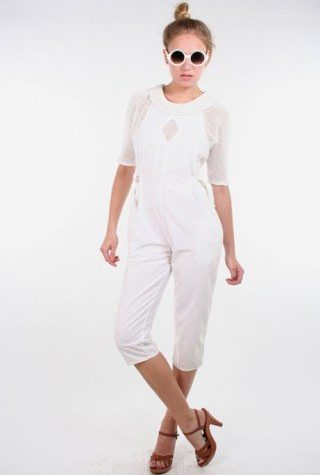 overal White Mesh (38 USD)