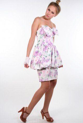 šaty Garden party (68 USD)