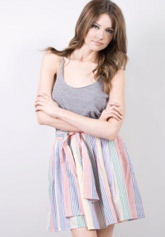 sukně Rainbow (32 USD)