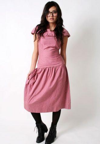 šaty Audrey (36 USD)