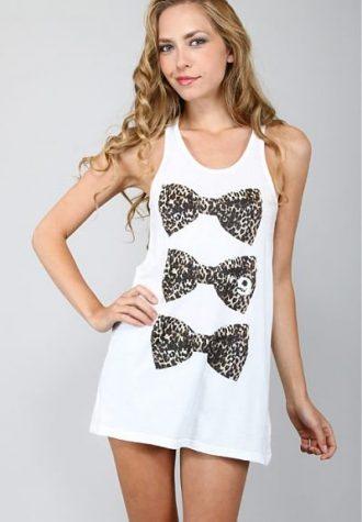 šaty Hollywood Made - Miss Leopard (25.99 USD)