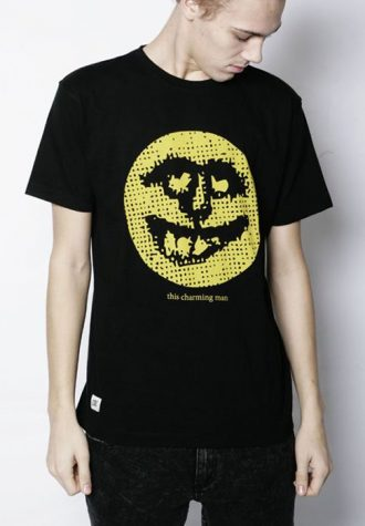 pánské černé triko CTRL, typ s potiskem Duchamp (€ 29.90)