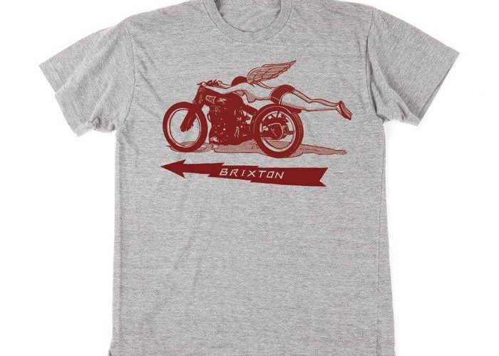 tričko Flyer (28 USD)