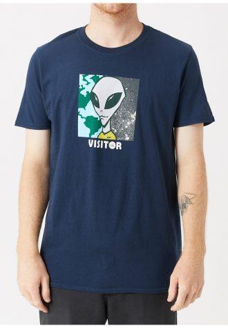 pánské tričko Alien Workshop Visitor Tourist