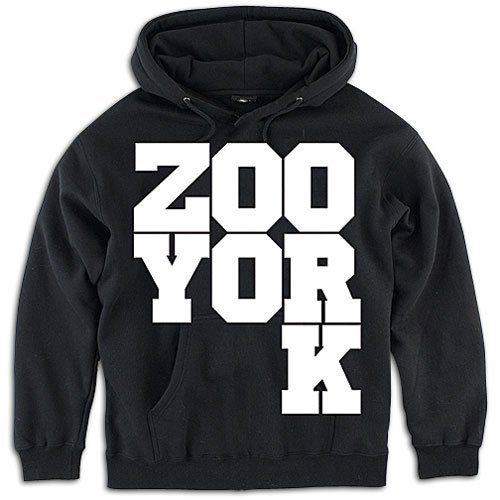 mikina Zoo York Dr. Z Stack Hoodie (44.99 USD)