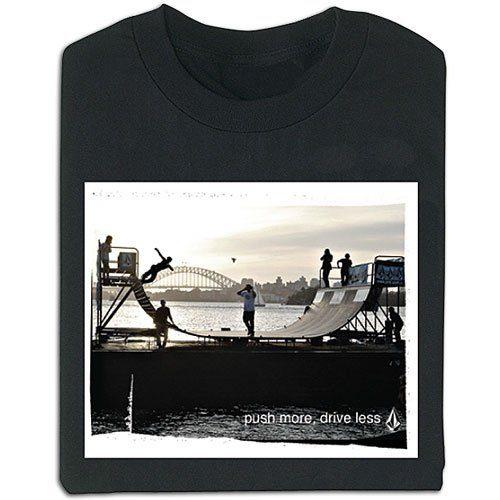 tričko Volcom The Barge Slim Tee (23.99 USD)