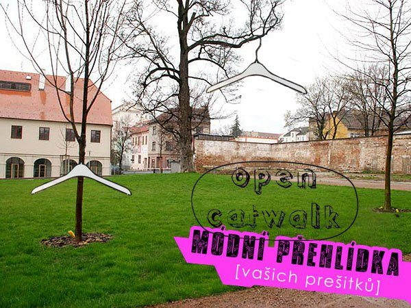 venkovní areál Starého Pivovaru v Brně