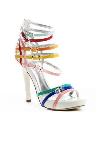 barevné páskové střevíčky Rocawear - Tangi Sandal ($ 79.99)