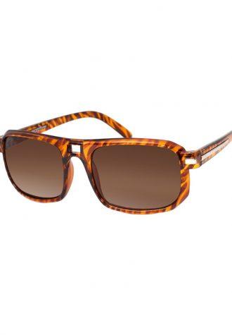 pánské sluneční brýle ASOS, typ Bullet 2 Tortoishell (£ 18)