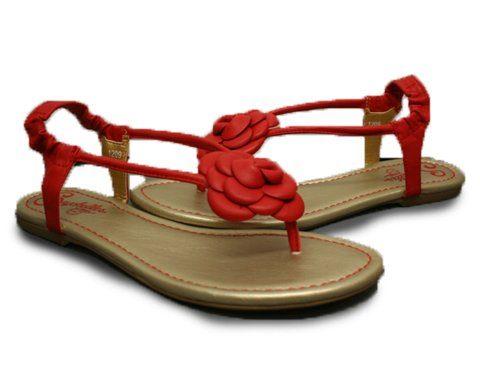 sandálky Seychelles - Jayne Red (74.99 USD)